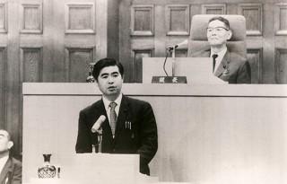 1971年 小泉弁護士 福岡県議当選